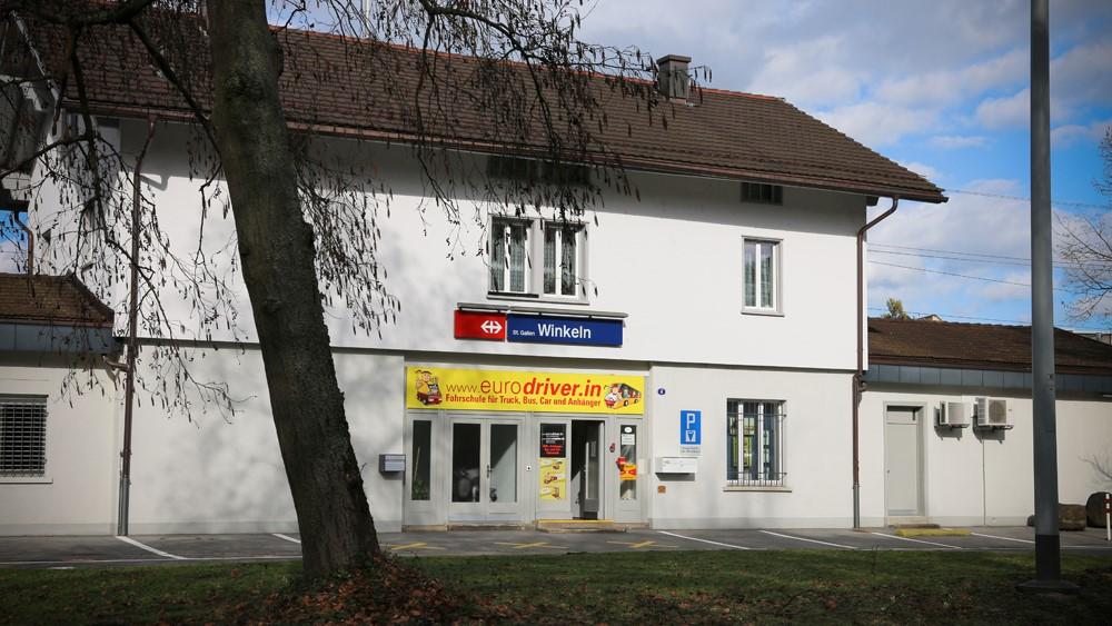 eurodriver Sankt Gallen Winkeln